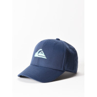 Quiksilver Decades MAJOLICA BLUE baseball čepice