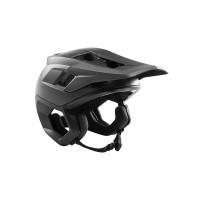 Fox Dropframe Pro black cyklistická přilba - L