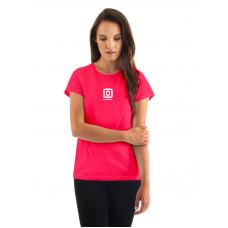 Horsefeathers TALLULAH rose red dámské tričko s krátkým rukávem - XS