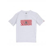 Element VOGEL OPTIC WHITE pánské tričko s krátkým rukávem - XL