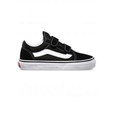 Vans Old Skool V black dětské letní boty - 23,5EUR