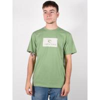 Rip Curl HALLMARK FROST pánské tričko s krátkým rukávem - XL