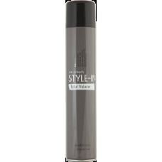 Inebrya Total Volume lak na vlasy s pevnou fixací 500 ml