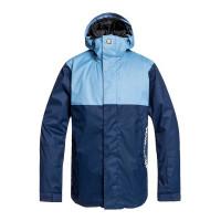Dc DEFY CORONET BLUE zimní bunda pánská - L