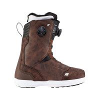 K2 Boundary brown pánské boty na snowboard - 42EUR