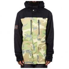Bunda PLANKS Good Times Jacket Desert Camo 17/18 Velikost: M