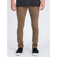 Billabong NEW ORDER CHINO brown plátěné sportovní kalhoty pánské - 31