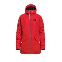 Horsefeathers MARGOT RED zimní bunda dámská - L