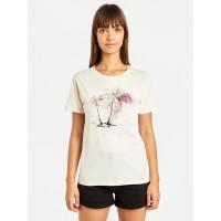Billabong COSMO COOL WIP dámské tričko s krátkým rukávem - S