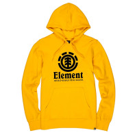 Element VERTICAL FT GOLD pánská mikina - XL