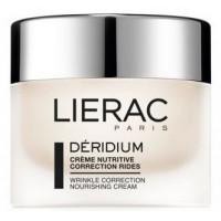 Lierac Déridium Wrinkle Correction Nourishing Cream Dry to Very Dry Skin 50ml