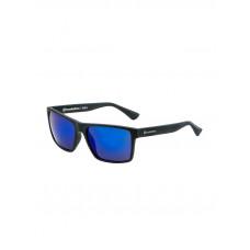 Horsefeathers MERLIN matt black/mirror blue lenonky