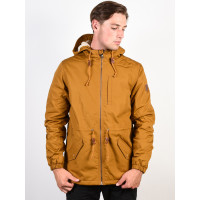 Element STARK GOLD BROWN zimní bunda pánská - XL
