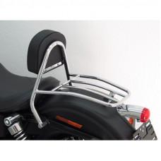 opěrka s nosičem Fehling Harley Davidson Dyna 09 černá - Fehling Ernest GmbH a Co. 7880FRGH