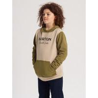 Burton DURABLE GOODS MARTINI OLIVE dětská mikina - XL