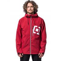 Horsefeathers ISAAC RED jarní bunda pánská - M