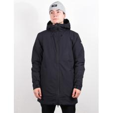 Quiksilver CORDOVA PARKA black dětská zimní bunda - S