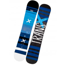 Trans FE wide fullrocker blue snowboard - 157W