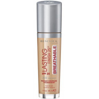 Rimmel London Lasting Finish 25HR Breathable Foundation 30ml - 203 True Beige