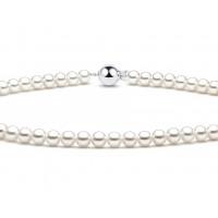 Couple Perlový dámský náhrdelník 7590045-0-45-91