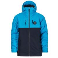 Horsefeathers SABER blue zimní bunda pánská - XS