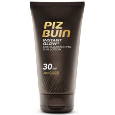 PIZ BUIN Instant Glow Skin Illuminating Sun Lotion SPF 30 150ml