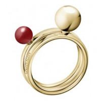 Prsten Calvin Klein Bubbly KJ9RJR1404 Velikost prstenu: 52