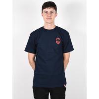 Spitfire LIL BIGHEAD NVY/RED pánské tričko s krátkým rukávem - XL