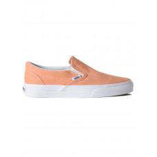 Vans CLASSIC SLIP-ON (CHAMBRAY)CORAL dámské letní boty - 40,5EUR