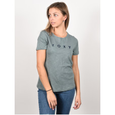 Roxy RED SUNSET TROOPER dámské tričko s krátkým rukávem - XS