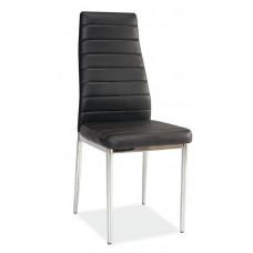 Jídelní židle H-261 černá - FALCO