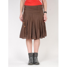 Animal HOLLYHOCK JAVA sukně nad kolena - M