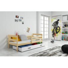 Dětská postel Eryk 90x200 borovice - BM