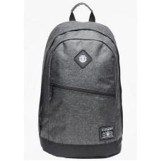 Element CAMDEN BLACK GRID HTR studentský batoh