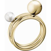 Prsten Calvin Klein Bubbly KJ9RJR1403 Velikost prstenu: 52