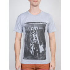 Ezekiel Guitar Hero HGY pánské tričko s krátkým rukávem - XL