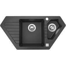 Sinks Kuchyňský dřez Bravo 850.1 Granblack