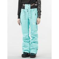 Picture Treva 10/10 TURQUOISE zateplené kalhoty dámské - L