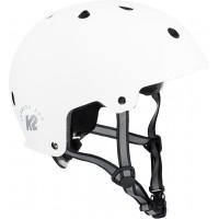 Inline helma K2 VARSITY PRO white (2020) velikost: M