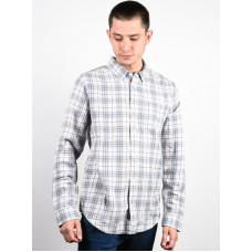 RVCA SID MIRAGE pánská košile dlouhý rukáv - S