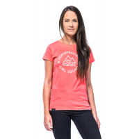 Horsefeathers TASHA sugar dámské tričko s krátkým rukávem - L