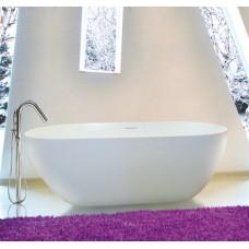 Aquatek CINDY 150x75cm koupací vana z litého mramoru