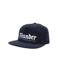 Thunder SCRIPT NVY/WHT pánská kšiltovka