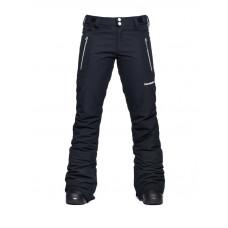 Horsefeathers AVRIL black zateplené kalhoty dámské - M