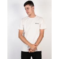 Rip Curl SEA BEES S.I. off white pánské tričko s krátkým rukávem - XL