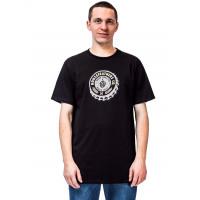 Horsefeathers BEER CAP black pánské tričko s krátkým rukávem - XXL