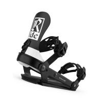 Ride AL-6 CLASSIC BLACK dámské vázání na snowboard - M