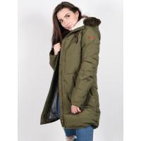 Roxy ELLIE IVY GREEN zimní bunda dámská - XS
