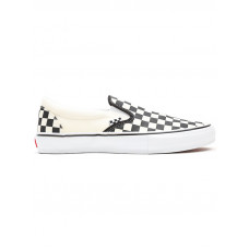 Vans Skate Slip-On (Checkerboard) black/off pánské letní boty - 41EUR