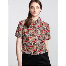 Element RAMBLIN ORIGINS dámská košile krátký rukáv - XS